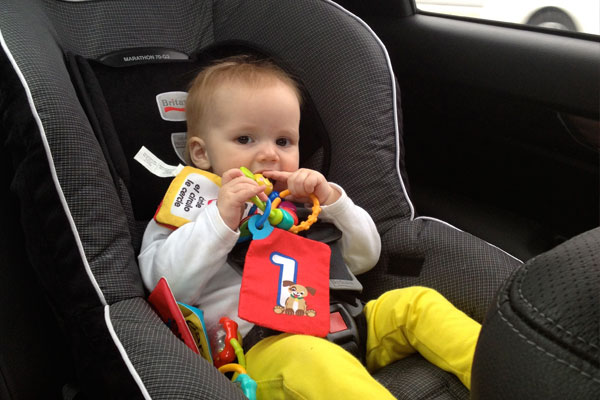 carseat updates…