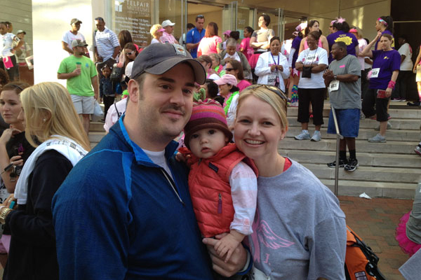 race for the cure